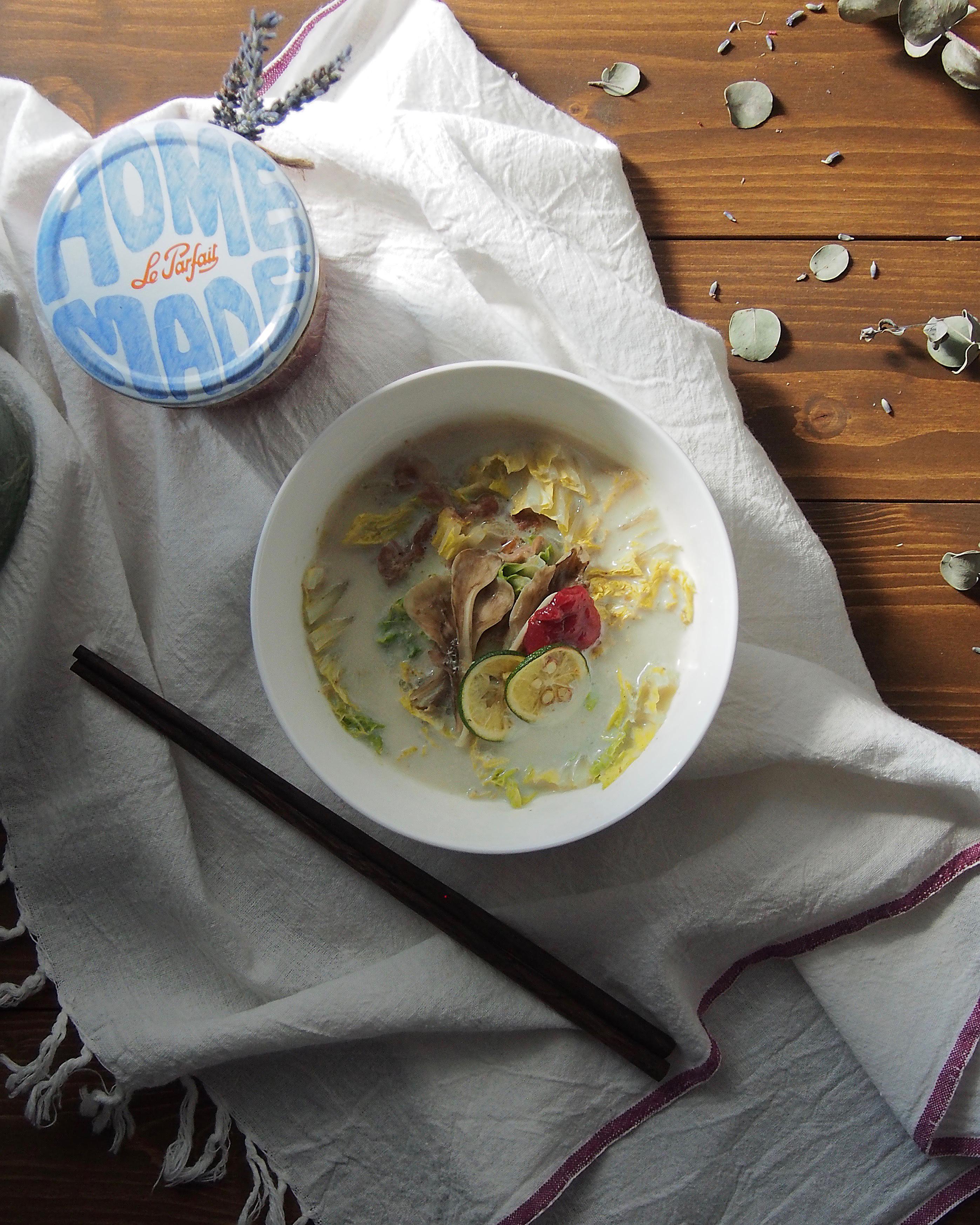 白菜豚肉簡単レシピ