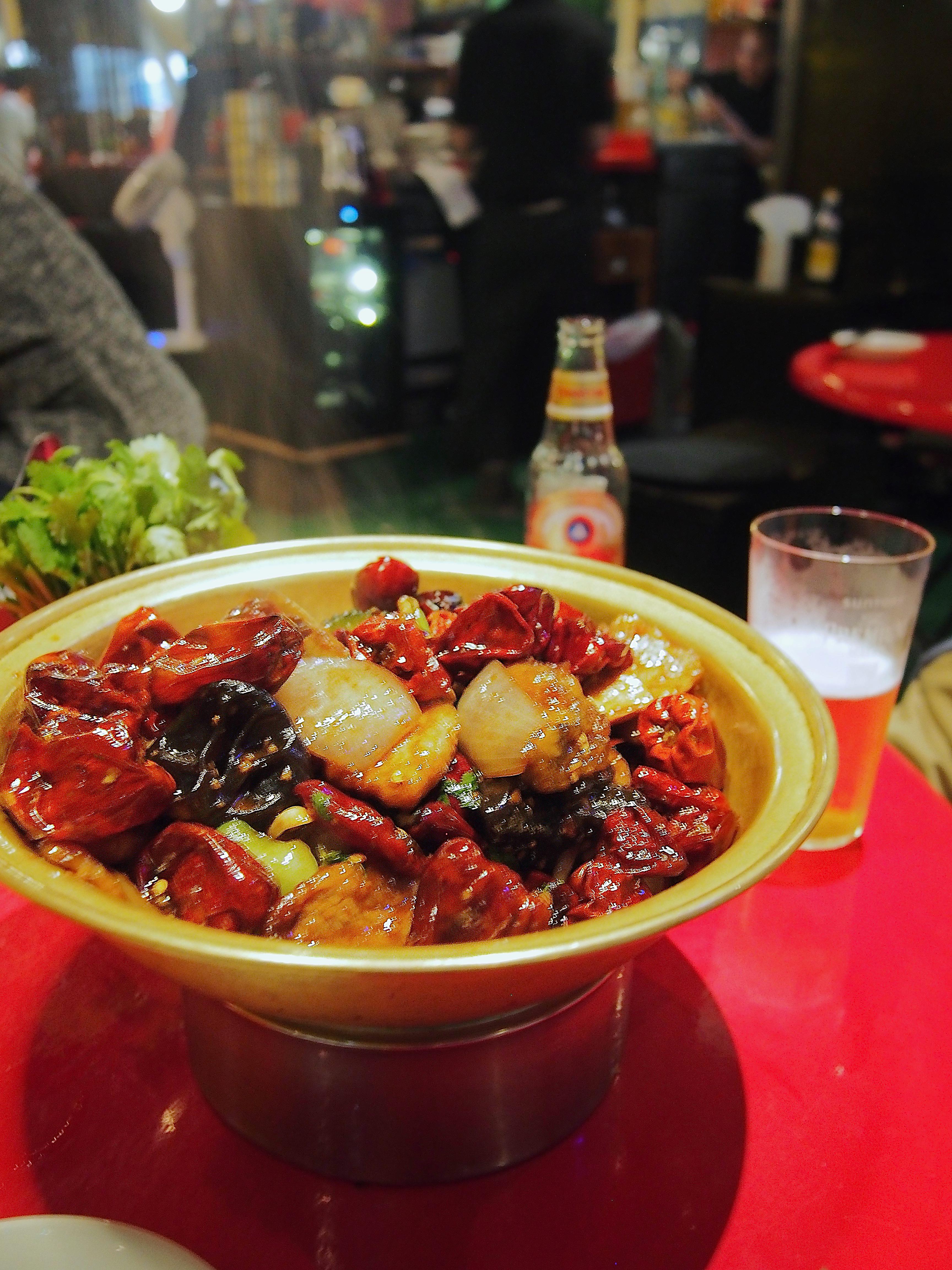 麻辣香鍋(マーラーシャングォ)
